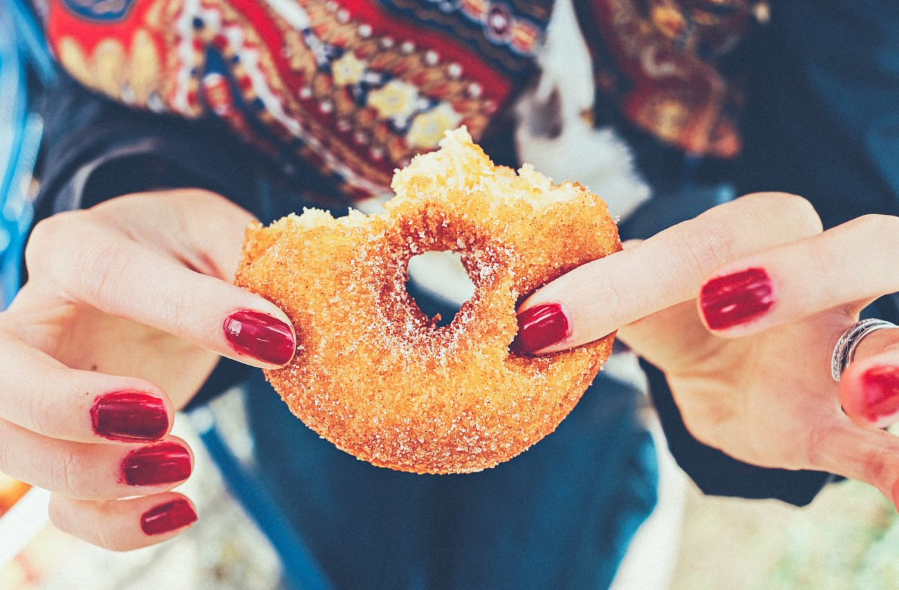 donut junk food